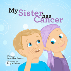 My Sister has Cancer Cover